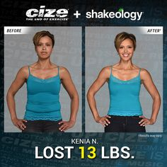 CIZE and Shakeology: Delivering moves and nutrition to your living room. - Shakeology