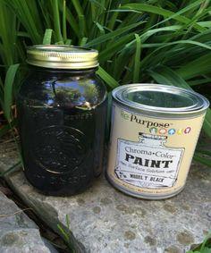 Model T Black Re-Purpose Paint