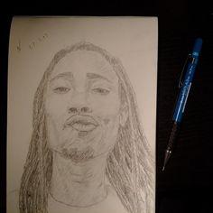 Dread life #Instaart #sketchbook #pencil #drawing #illustration