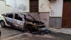 Tres vehículos calcinados en Bailén por actos vandálicos