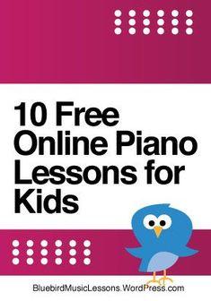 10 Free Online Piano Tutorials for Kids Beginner Piano Lessons, Piano Lessons For Kids, Elementary Music Lessons, Elementary Art, Music Theory Games, Music Theory Worksheets, Piano Teaching, Teaching Art, Music Flashcards