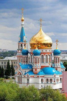 PINTEREST: @MUSKAZJAHAN - Russia
