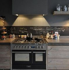 industrial kitchen design - Buscar con Google