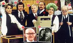 Are You Being Served Cast - Bing Images Are You Being Served, Bbc Tv, Big Bang Theory, Bigbang, Image Search, Comedy, Tv Shows, It Cast, British