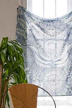 Yes Menu Mandala Tapestry - Urban Outfitters