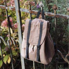 Schnittmuster Rucksack nähen Every Day Bag Textilsucht 5