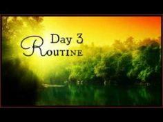 Day 3 - Routine