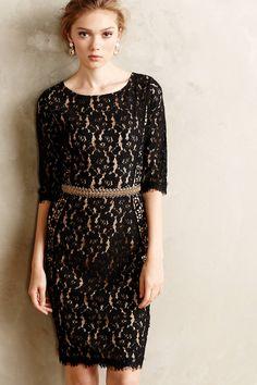 Adeline Lace Dress - anthropologie.com
