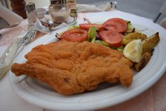 """Veal Milanese - Milan, Italy """"You may have the universe if I may have Italy."""" - Verdi"""