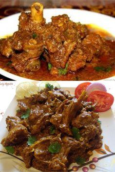 Goat Stew Recipe, Chops Recipe, Goat Recipes, Garlic Recipes, Indian Food Recipes, Cooking Recipes, Jamaican Curry Goat, Meet Recipe