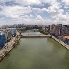 Pontes do Recife #CadenaDrone