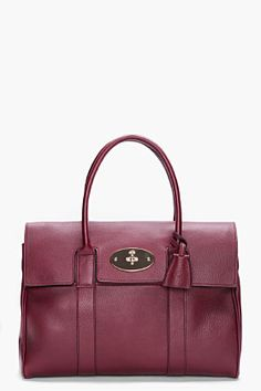 MULBERRY Bayswater Soft Matte (Black Forest) @OPM Boutique