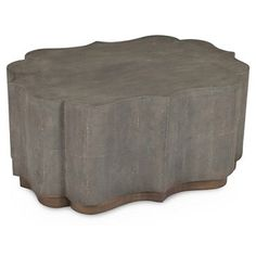 Check Out This Item At One Kings Lane! Sutton Faux Shagreen Coffee Table,