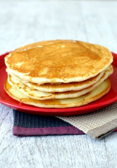 Best Pancake Recipe Ever-Eggless Pancakes from scratch that are fluffy » All Recipes Flour Recipes Lunch Box Recipes Indian Food Recipes | Andhra Recipes | Indian Dishes Recipes | Sailu's Kitchen