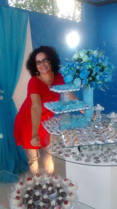bodas de cristais de uma cliente #Danda rosa By Atelier danda brasil
