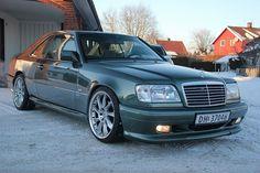 Mercedes-Benz E-Klasse 300 CE 24V 1994, 279 000 km, kr 99 530,-