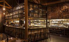 Derby Port fish & sea food restaurant by Studio Yaron Tal, Tel Aviv