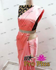 Satin Saree, Sarees, Fabrics, Two Piece Skirt Set, Ship, India, Blouse, Skirts, Instagram