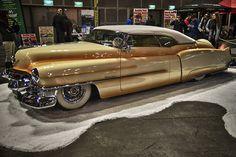 Blonde Cadillac