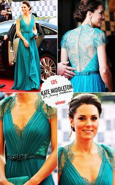 Look da Semana: Kate Middleton George Of Cambridge, Looks Kate Middleton, Estilo Real, Mode Chic, Love Her Style, Perfect Woman, Beautiful Dresses, Gorgeous Dress, Beautiful Things