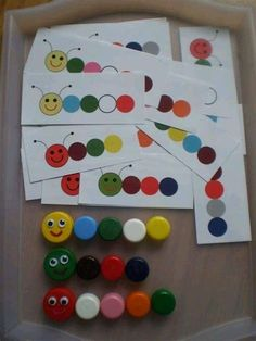 Toddler Learning Activities, Montessori Toddler, Montessori Activities, Preschool Learning, Infant Activities, Kids Crafts, Diy And Crafts, Games For Kids, Art For Kids