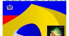Convite: 40º Salão de ARTE e LITERATURA de VADUZ - Principado de Liechtenstein por Edmundo Cavalcanti | Site Obras de Arte