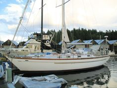 1980 Cheoy Lee 41 Offshore Sloop in WA