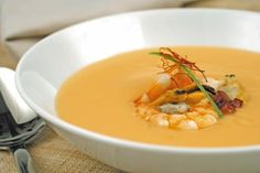 Una deliciosa receta de Crema de marisco para #Mycook http://www.mycook.es/receta/crema-de-marisco/