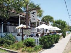 Sullivan's Island and Poe's Tavern
