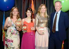 BookBrunch - Rundell wins Waterstones Children's Prize