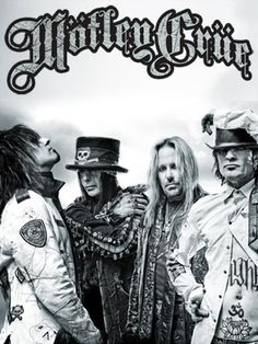 Seriously... Does anything have to be said about this? It's MÖTLEY CRÜE!