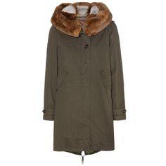 mytheresa.com - W's Literary Rex Eskimo Parka - Knielang - Mäntel - Kleidung - Luxury Fashion for Women / Designer clothing, shoes, bags