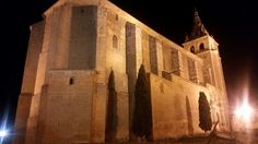 visita nocturna por  Villanueva de la Jara (Cuenca) ⛪