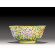 A FAMILLE ROSE PORCELAIN BOWL, CHINA, QING DYNASTY, DAOGUANG MARK AND PERIOD (1821-1850)