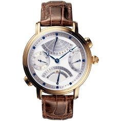 Image of Maurice Lacroix Men's Masterpiece Collection SS Gold Watch