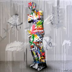 Martin Whatson Oslo, Ghost In The Machine, Amazing Street Art, Street Graffiti, Art Studies, Street Artists, Surreal Art, Artist Painting, Urban Art