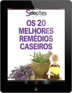 Os 20 Melhores Remédios Caseiros (2013); Seleções / Reader's Digest Brasil.