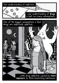 'Rat Pack'- Stuart McMillen - A comic on the Rat Park drug addiction experiment -never see addiction the same again