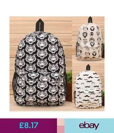 2e80c11dd933 Women s Bags  amp  Handbags Women s Tiger Pattern Backpack For School Book  Shoulder Bags Teen Girls
