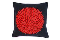Chrysanthemum by Nazanin Kamali - Best Cushions (houseandgarden.co.uk)