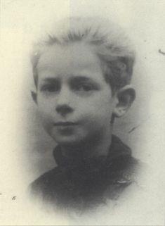 (10/03/1932) Paris, France (08/29/1942) sadly murdered at Auschwitz-Birkenau 9 years old