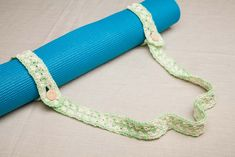 Crochet Yoga Mat Strap | Maker Crate