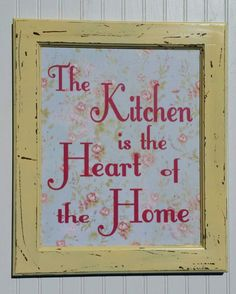 Check out this item in my Etsy shop https://www.etsy.com/listing/274820712/wooden-kitchen-sign-wooden-kitchen-sign