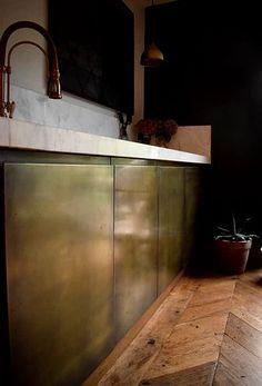 Kitchens by Brass Interiors- door fronts, panels, tiles