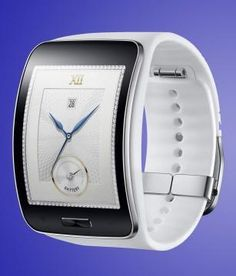 Samsung's Gear S smartwatch promises greater autonomy from your smartphone, a colorful display, and a slew of other new features. Is it enough to sell you on the need for a smartwatch? Apple Watch, Samsung Gear S, Wi Fi, Fitbit, Smartphone, Der Computer, Wearable Technology, Technology News, Moda Masculina