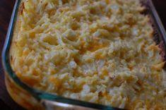 Cracker Barrel's Hashbrowns Casserole - Famous Chef recipes - http://acidrefluxrecipes.com/cracker-barrels-hashbrowns-casserole-famous-chef-recipes/