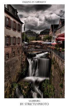 Saarburg by Patrick Strik on 500px