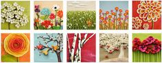 Spring scenes in polymer | Polymer Clay Daily