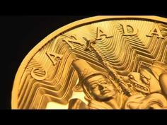 The Royal Canadian Mint is proud to present The World's First 10-kg 99.999% Pure Gold Coin, featuring The Spirit of Haida Gwaii design from the masterpiece by Bill Reid, one of Canada's most accomplished and renowned artists.