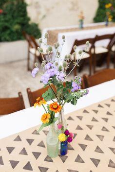 DIY budget friendly summer wedding
